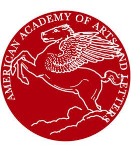 seal of the American Academy of arts and Letters