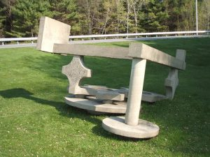 Isaac Witkin sculpture 1971